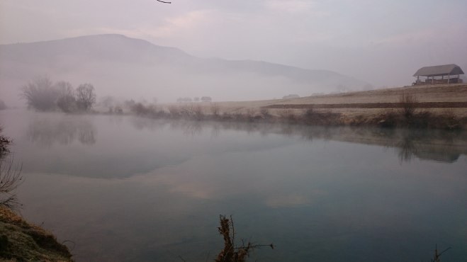Fluss Krka