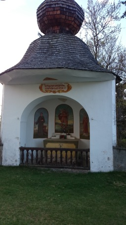 Kapelle am Christofberg