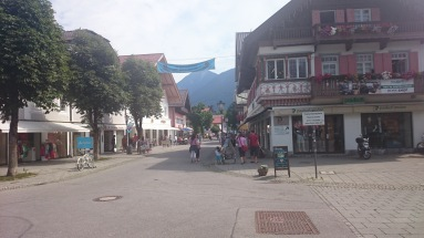 In Garmisch-Patenkirchen