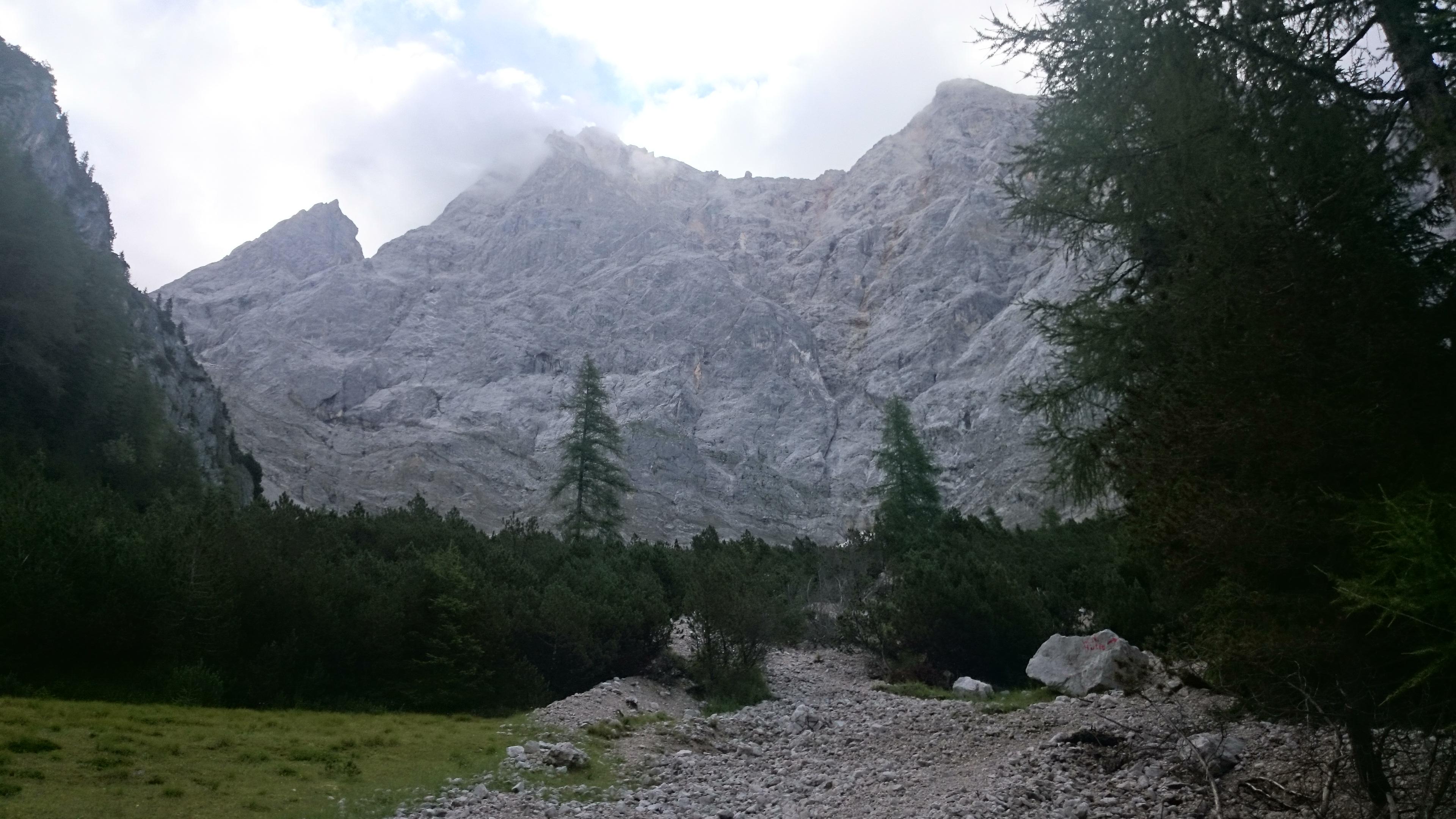 Klettersteig Zugspitze Stopselzieher : Die schönsten klettersteige in grainau