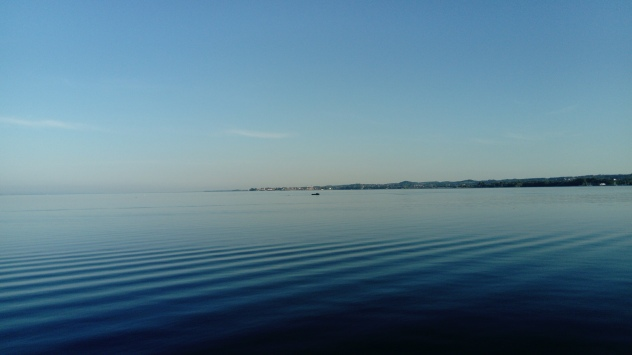 Morgenlauf am Bodensee