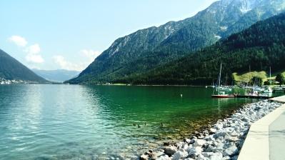 Ankommen am Achensee