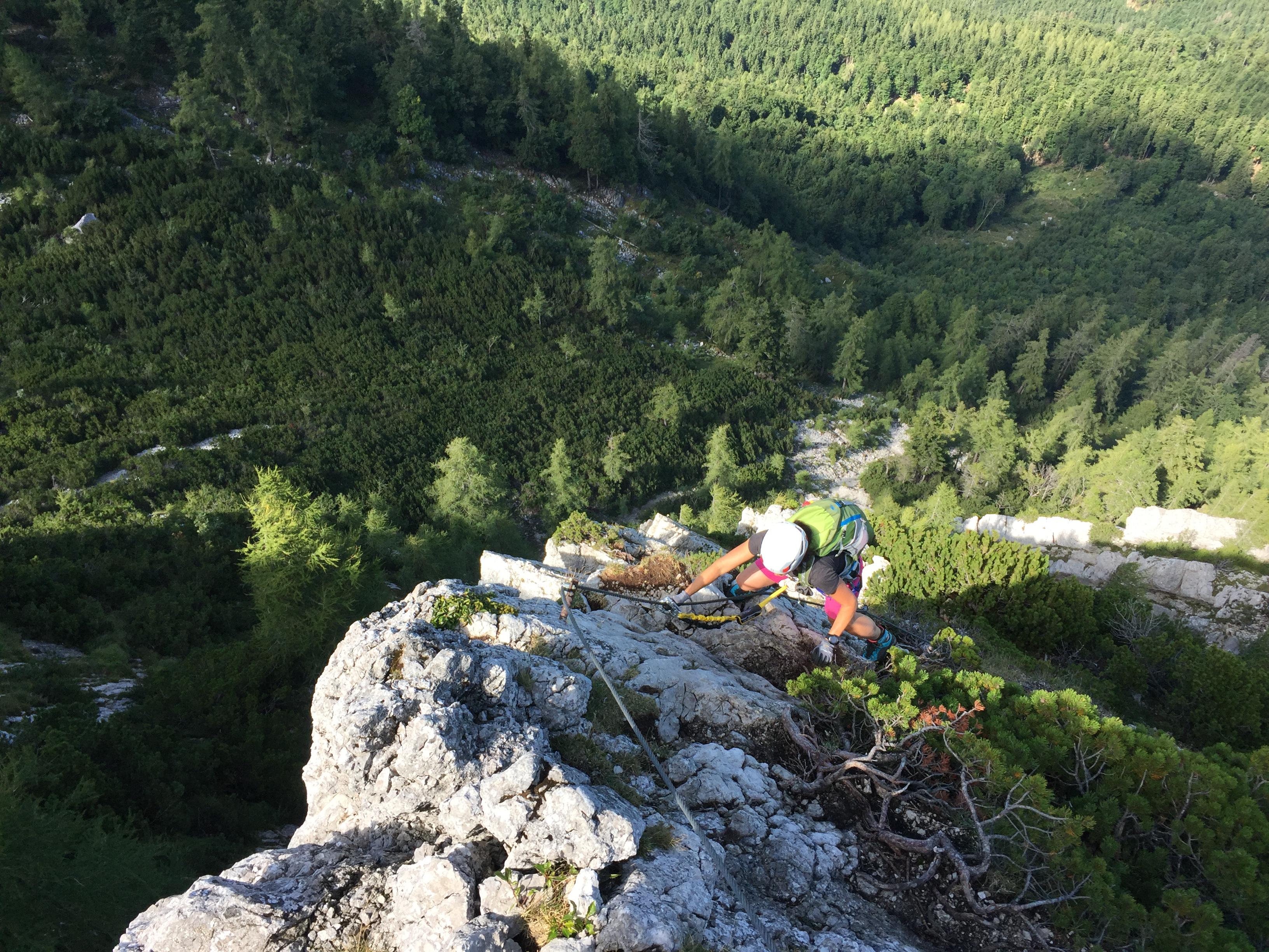 Klettersteig Katrin : Katrin klettersteig 2017 13 u2013 trailbirdie