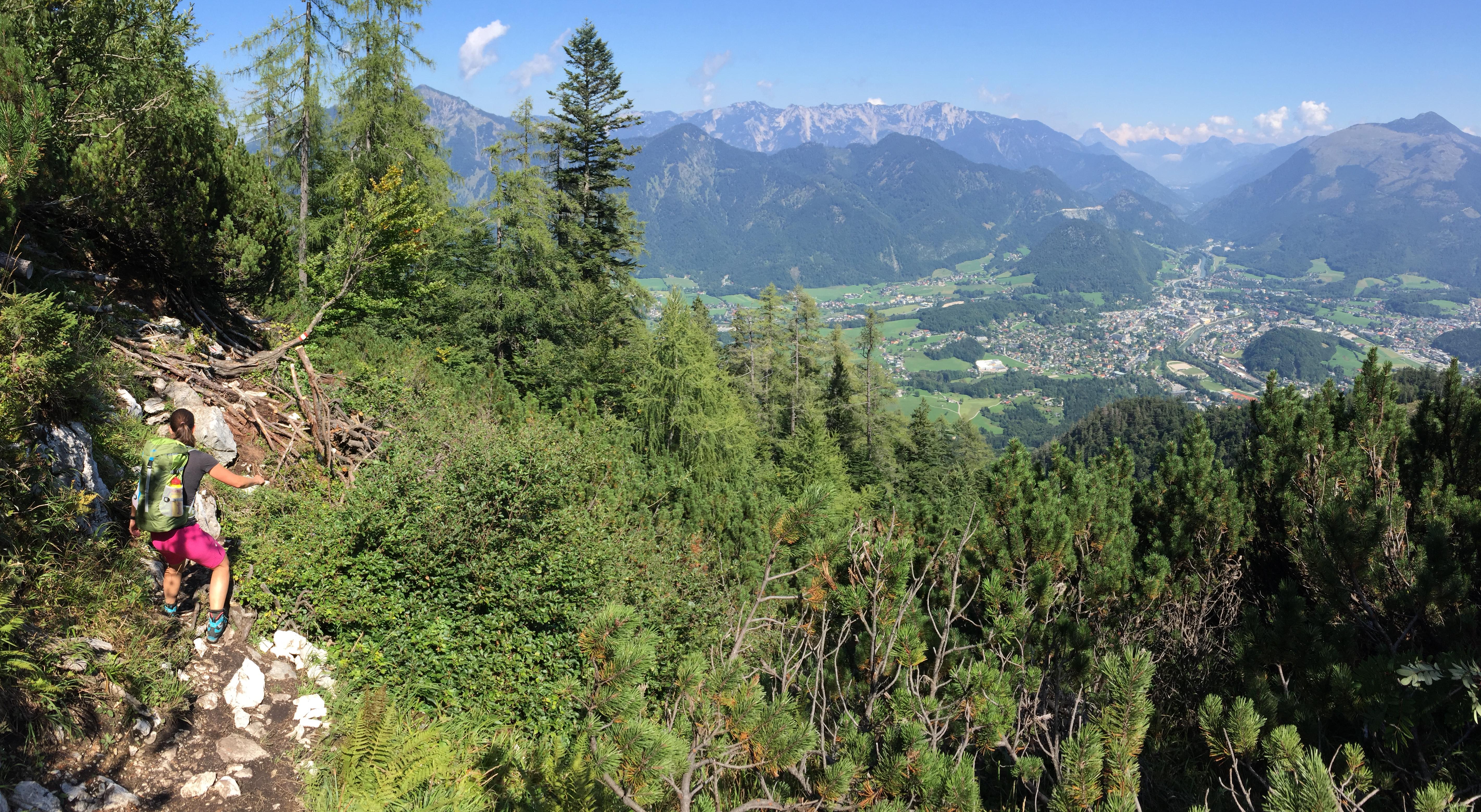 Klettersteig Katrin : Klettersteig für generationen