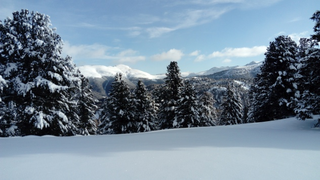 Wunderschönes Panorama