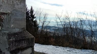 Rasten am Gipfel