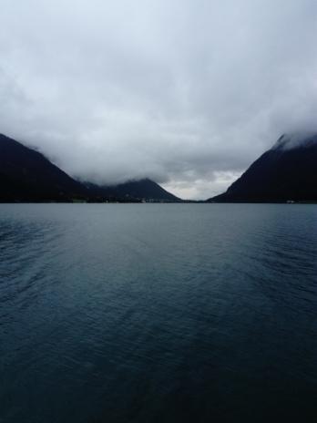 Der Achensee am Freitag