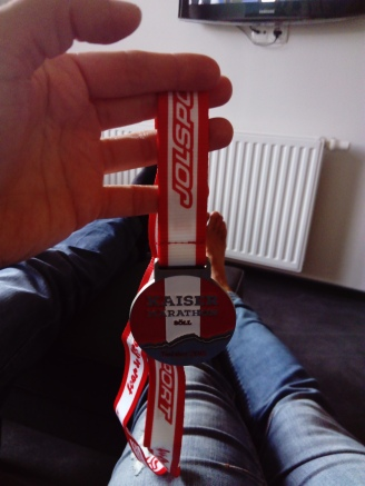 Finisher Kaisermarathon